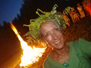 Firewalk Instructor Certification Ireland @ mayo glamping