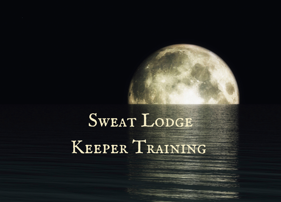 Sweat lodge keeper training