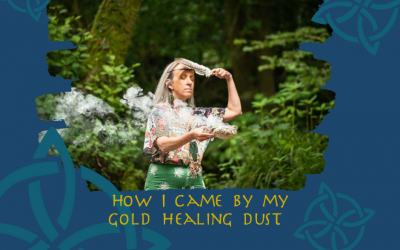 How I Came By My Gold Healing Dust